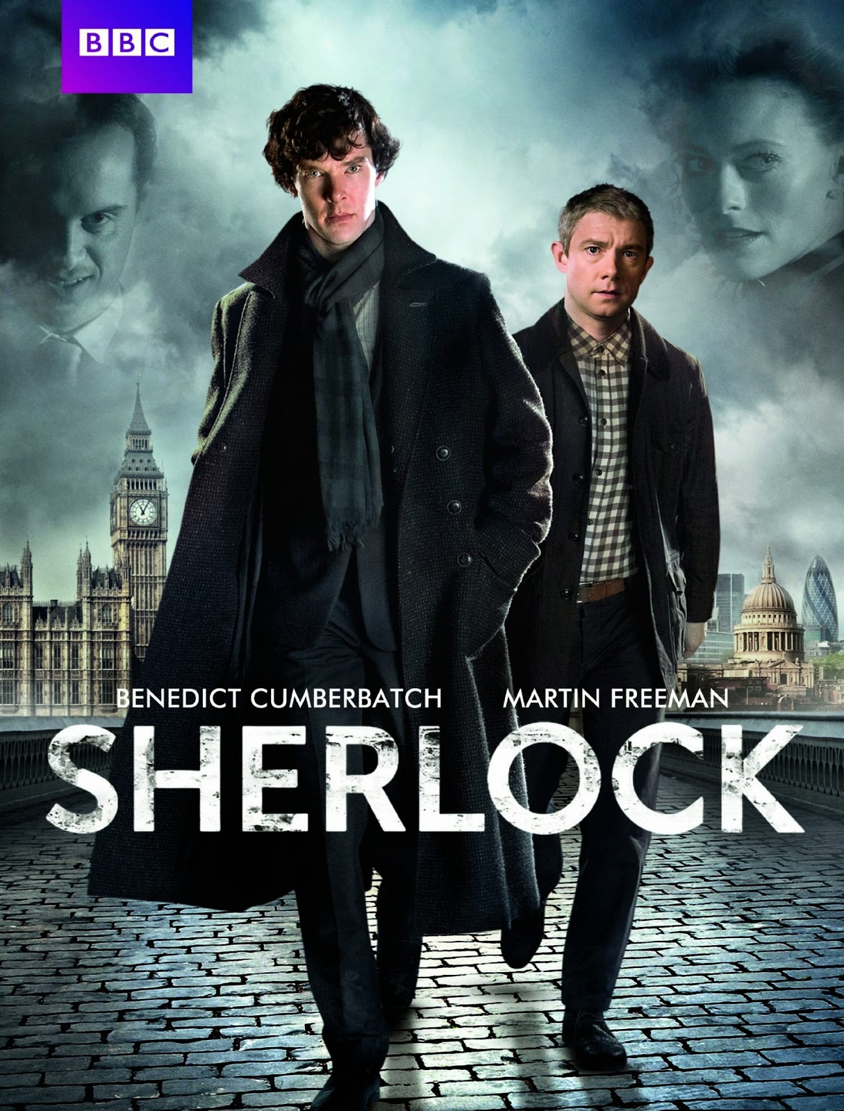 Sherlock – Todas as Temporadas – HD 720p