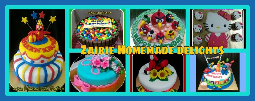 Zairie Homemade Delights