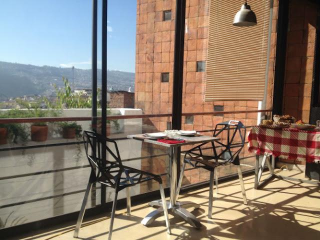 Casa Gardenia Hotel in Quito