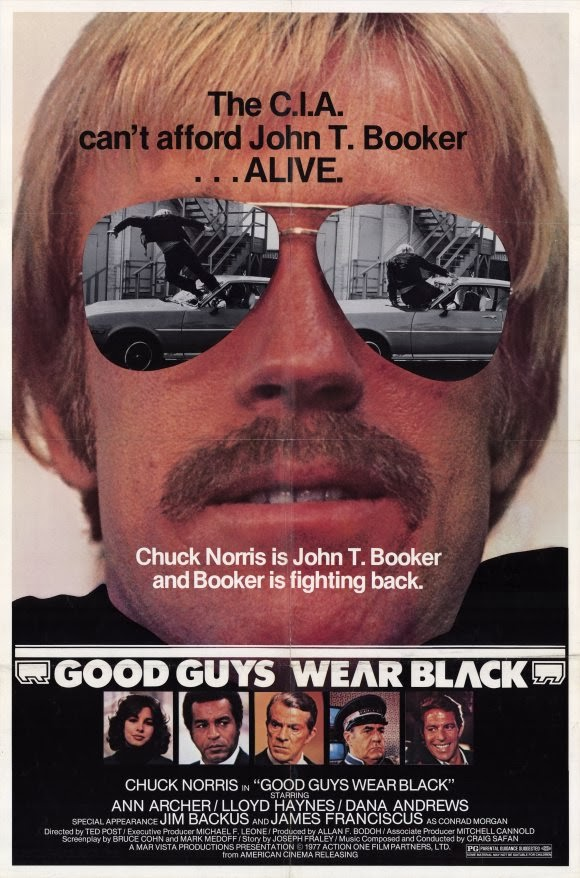 TODAY I WATCHED... (Movies, TV) 2017 - Page 3 Chuck+norris+good+guys+wear+black+1978+aviator+sunglasses