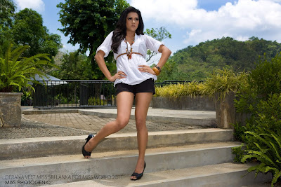 Miss World 2011 Hot