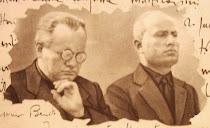 Arnaldo e Benito Mussolini