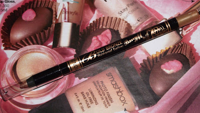 Barry M Bold Waterproof Eyeliner Review- Bronze