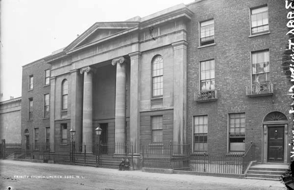 The Image Above Shows Catherine Street As It Looked At Around Turn Of Century When Church Was Closed A Row Dormer Windows Were Added