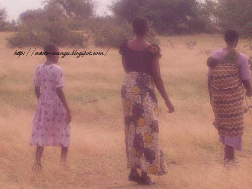 Kobiety w afryce