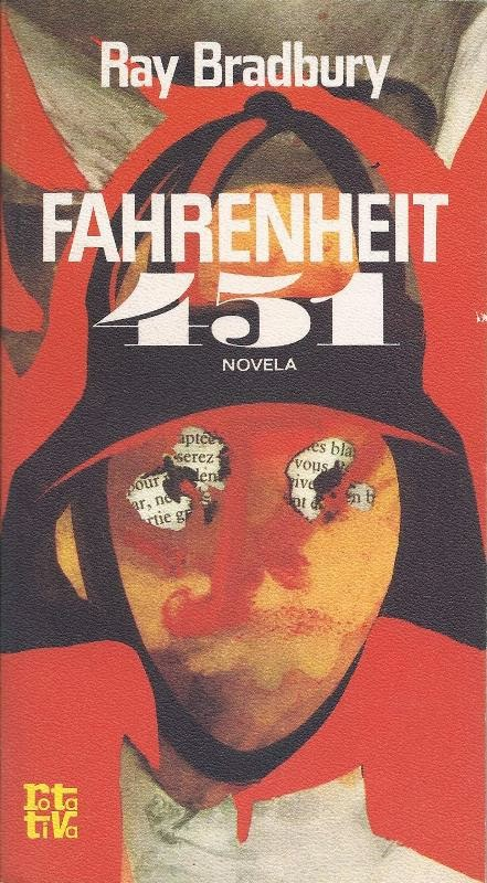 how bradbury in fahrenheit 451 uses Why should you care about fire, heat, light in ray bradbury's fahrenheit  451  451 by ray bradbury  montag himself discovers an alternative use for  fire at the end of the novel, when he realizes that it can warm instead of destroy.