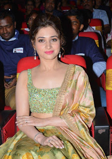 Tamannaah Latest Photos at TSR TV9 National Film Awards