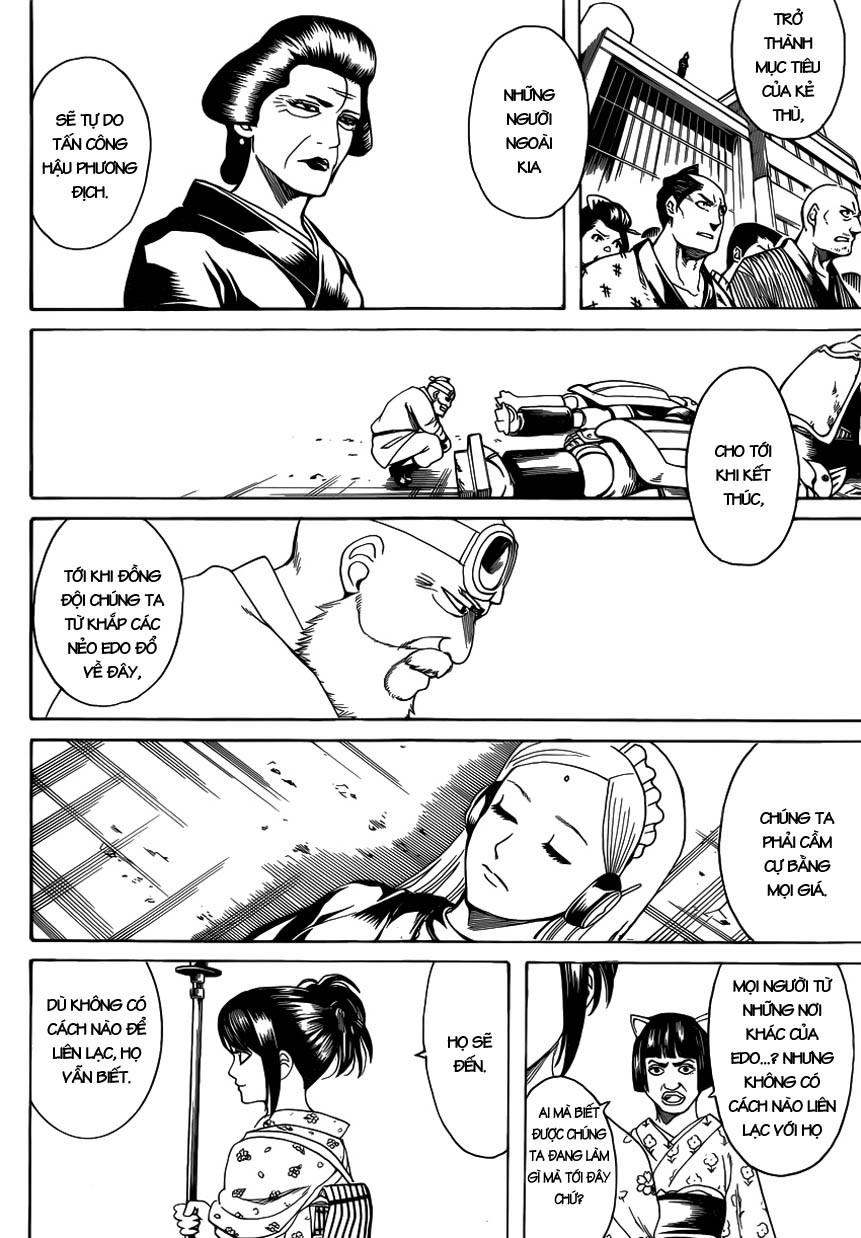 Gintama Chap 611 - Trang 16