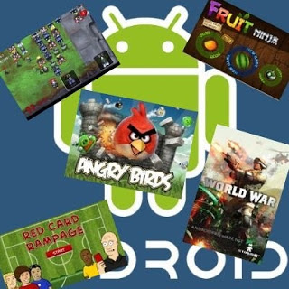 cara main game java di android