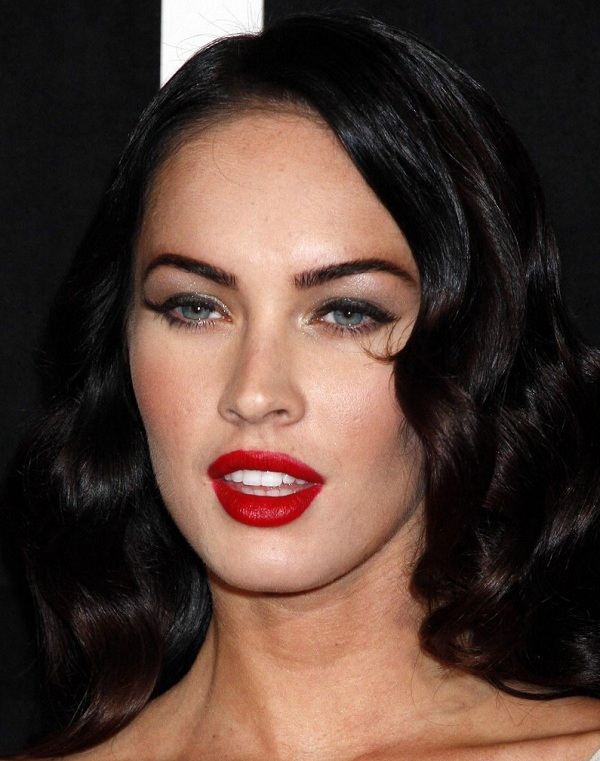 Red Hot Celebrities wearing Bright Red Lipstick - BRIGHT ...