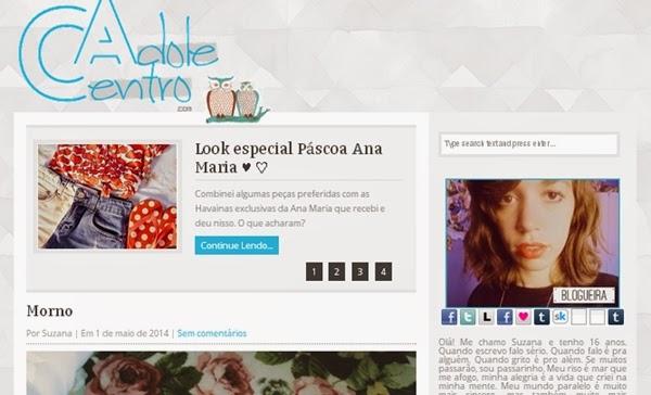 blog, Adolecentro