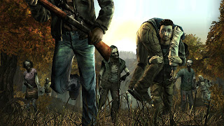 The Walking Dead: Episode 1 a 5 (1,2,3,4,5) - (PC)