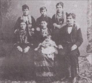 Porodica Jovana Dučića