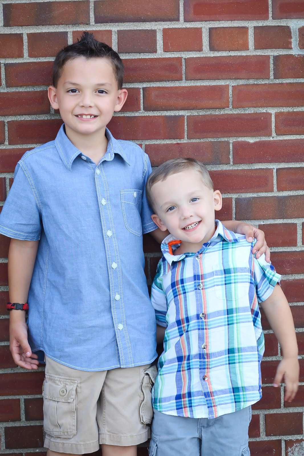 Grant and Asher