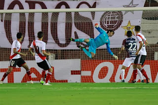 Barovero, Figura, River, River Plate, Lanus, Copa, Copa Sudamericana, Sudamericana, Cuartos de final,
