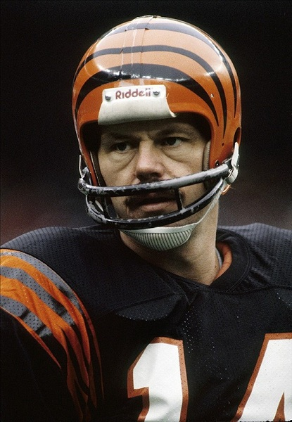 Today In Pro Football History 1982 Bengals Dominate