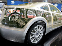 Keren! Ini dia mobil transparan di dunia