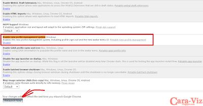 Cara Mengaktifkan dan Menggunakan Guest Browsing pada Google Chrome