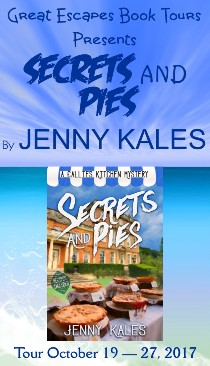 Jenny Kales: here 10/21/17