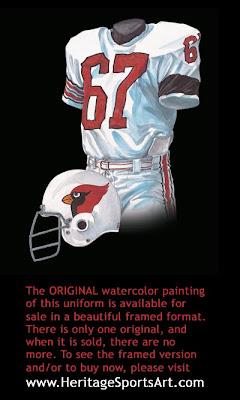 1979 St. Louis Cardinals uniform