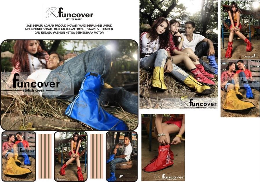 Grand Funcover, Varian Baru Jas Sepatu Funcover