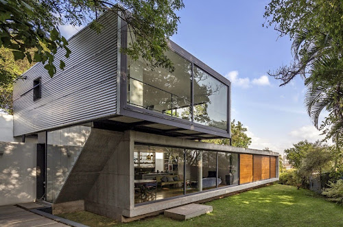 LP House by Metro Arquitetos