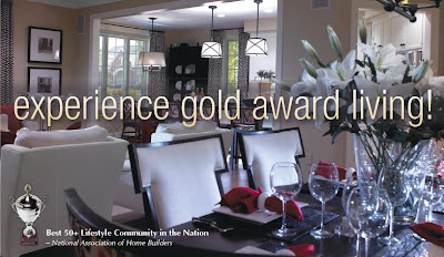 National Association of Home Builders awarded Athertyn at Haverford Reserveits prestigious Gold Award for the 2013 Best 50+ Lifestyle Housing Award