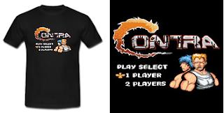 koszulka Contra
