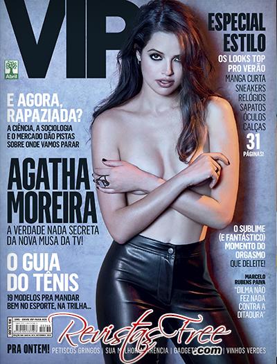 Agatha Moreira - Revista Vip - Setembro 2015