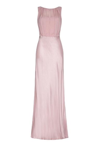 Ghost Claudia Dress Boudoir Pink