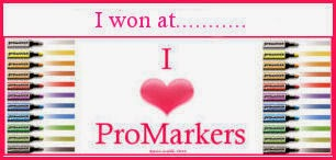 2 x I Love ProMarkers Winner