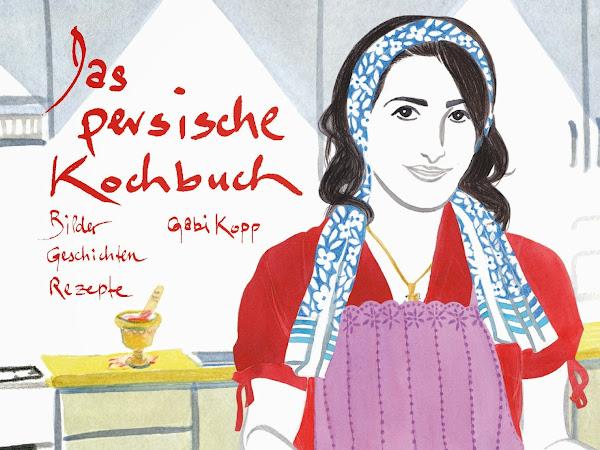 Jeden Tag ein Buch - Das persische Kochbuch