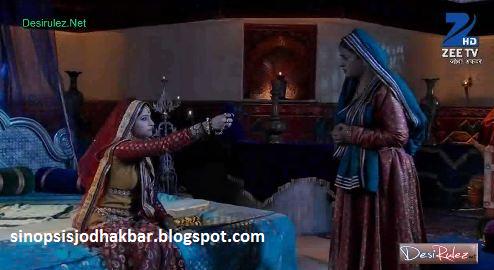 Sinopsis Jodha Akbar Episode 444