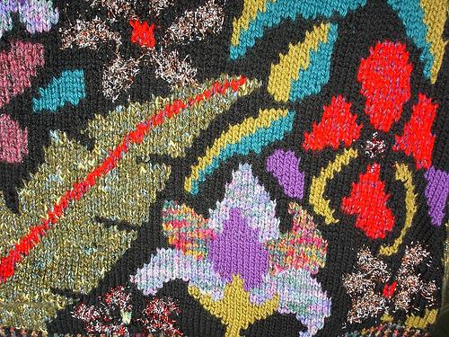 intarsia2 Intarsia Knitting