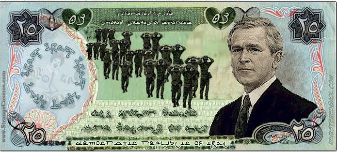 """The TNT TONY """"we are the people"""" members are getting restless Iraqi-dinar1"""