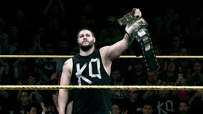 Kevin Owens WWE Superstar