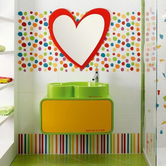 Decoracion De Baño Infantil:Decoración de interiores: Baños infantiles decoración moderna
