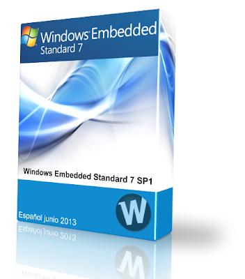 Windows Thin PC 7 SP1 Español + IE10 Updates Junio 2013 ISO-DVD