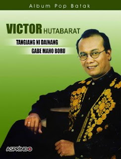 Victor Hutabarat - Tangiang Ni Dainang | Album Pop Batak 