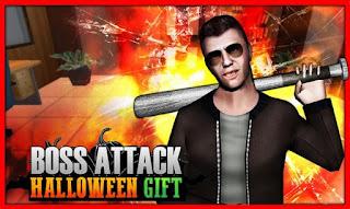 Boss Attack Halloween Gift v1.0 [MOD] - andromodx