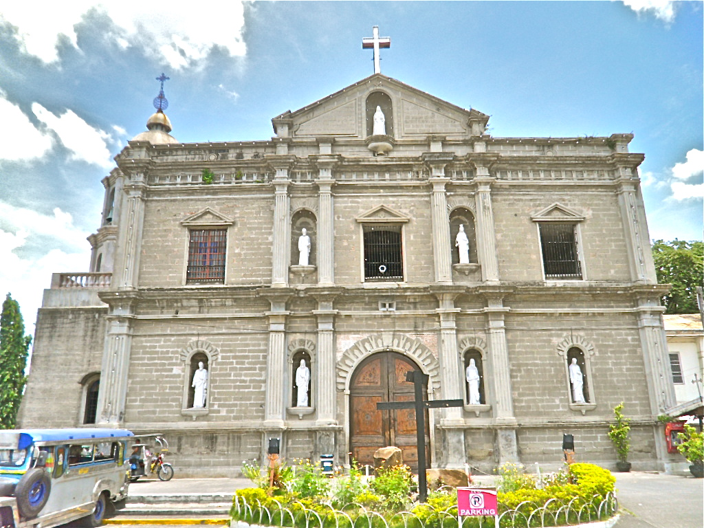 Santa Rosa Philippines  city images : Pinoy Churches: Santa Rosa de Lima Parish Church @ Santa Rosa, Laguna