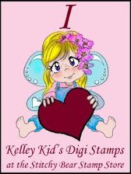 Kelly Kid's Digi Stamps