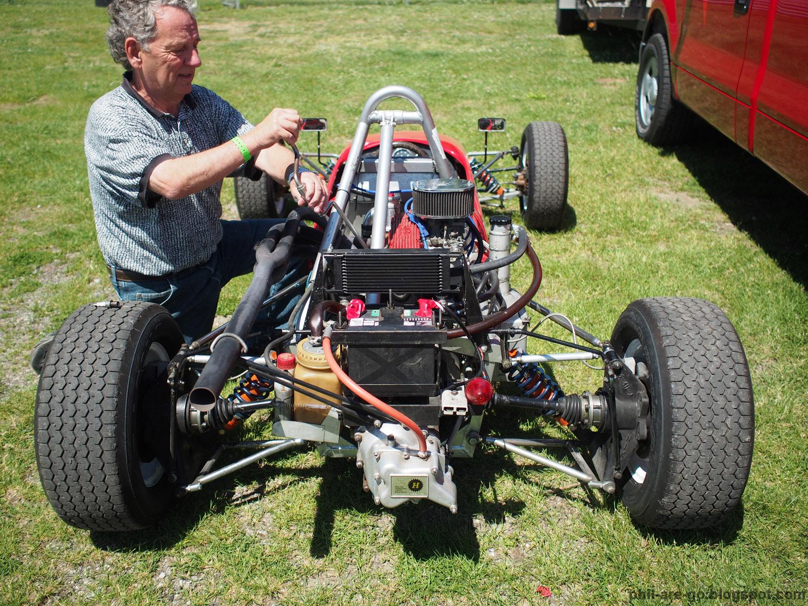 ... Vintage Classic 2014 Group 4 - Monopostos, Formula V, Formula Ford