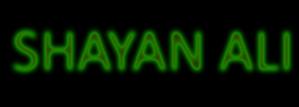 Shayan Ali
