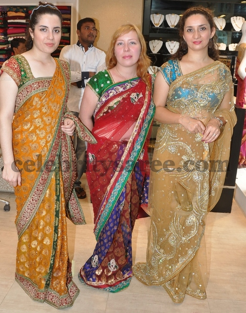 Women's World Sarees