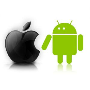 perangkat ios dan android,android dan apple,android apple vs blackberry, android,