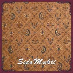 Between The Philosophical Batik Batik Traditional and Modern