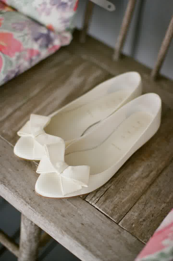 Taller Brides Need Flat Wedding Shoes | bridal trend