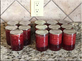 low sugar strawberry jams