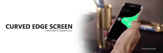 Screen Curved Edge